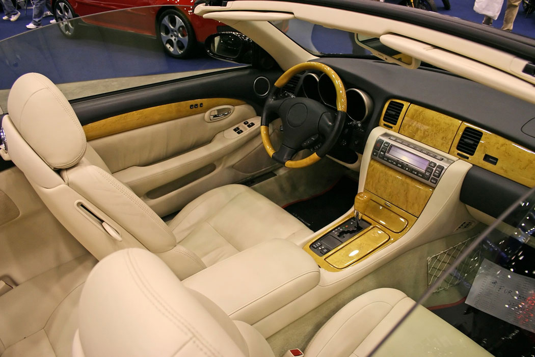 Custom Car Interior - New Look Auto in Haymarket, VA