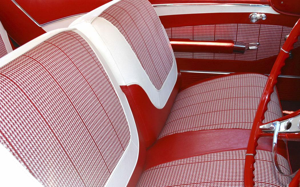 Custom Vehicle Indoors Upholstery Fabric